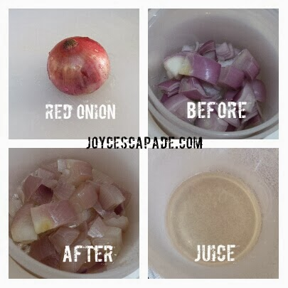 Steamed Onion Juice For Cough And Phlegm Joy N Escapade
