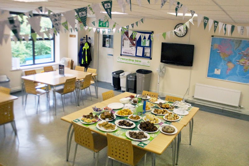 PKL Macmillan Coffee Morning bunting