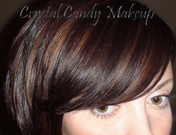 Revlon Hair Color Highlights  Dark Brown Hairs
