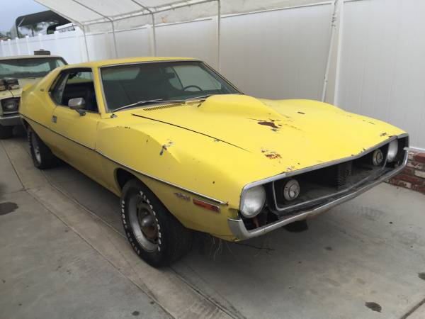 1971 amc javelin amx for sale buy american muscle car. Black Bedroom Furniture Sets. Home Design Ideas