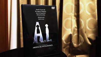 もう一度見たいと思ったスピルバーグの映画『A.I.』をまた見てしまった.
