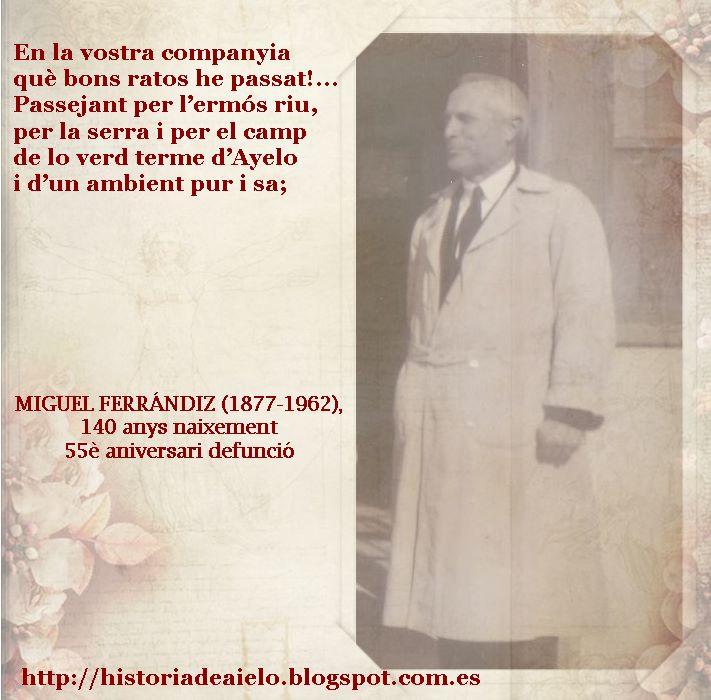 Miguel Ferrándiz (1877-1962)