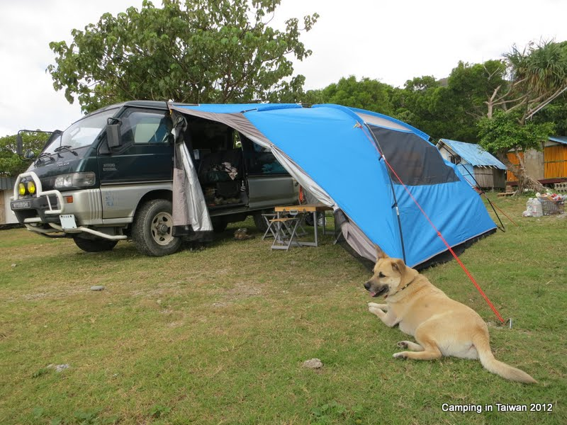 Scooda Side Awning Tent
