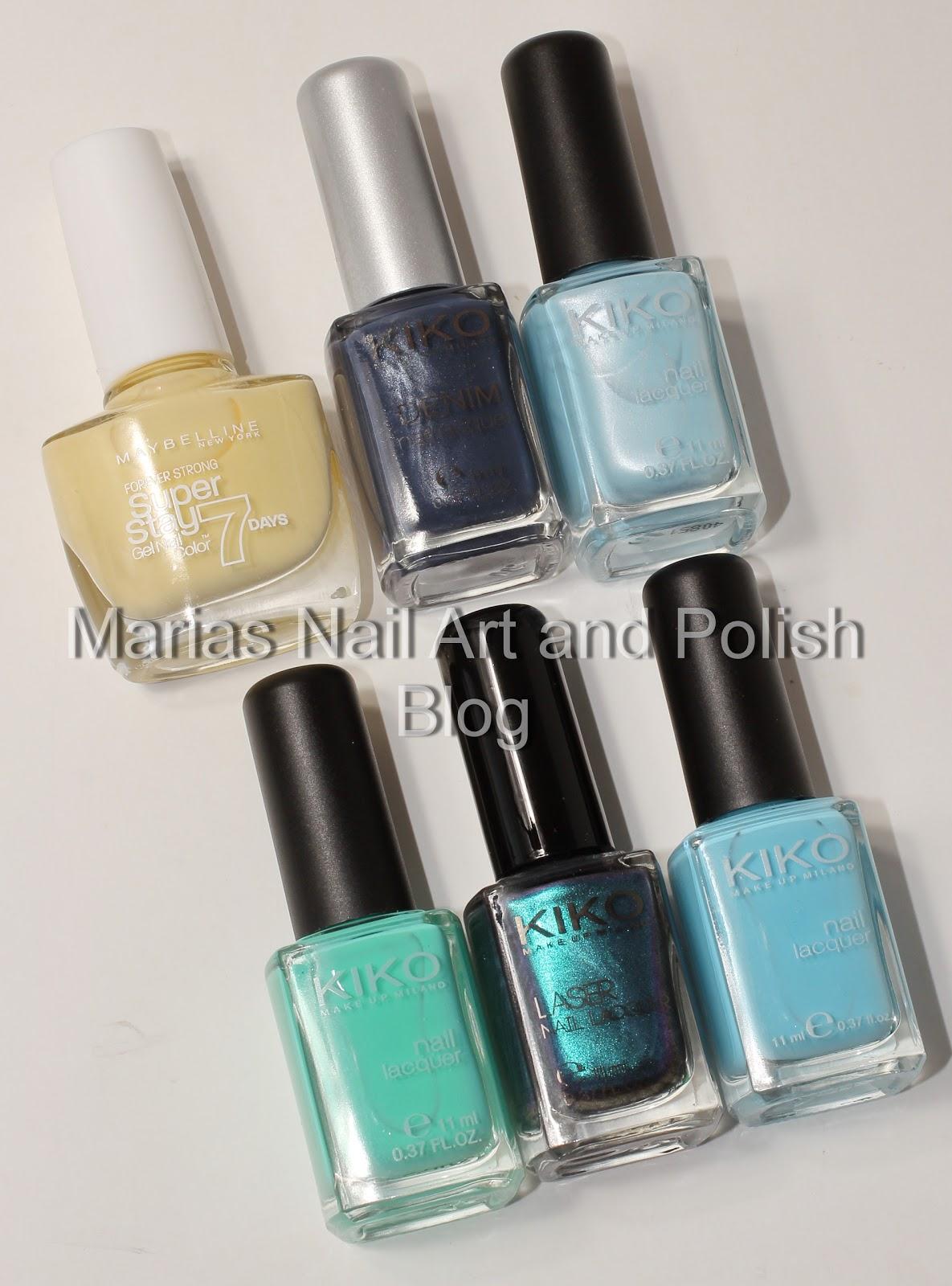 Marias Nail Art and Polish Blog: An Italian Polish Fairy paid me a ...