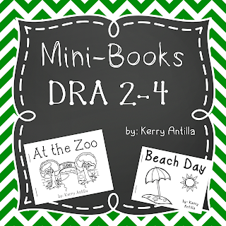 https://www.teacherspayteachers.com/Product/Mini-Books-DRA-2-4-550813