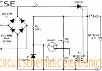 rapid battery charger schematic electronic circuit rh elcircuit com