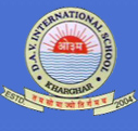 DAV International School Kharghar Logo