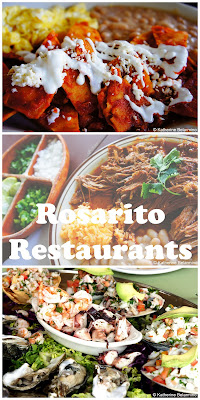 Travel the World: Discovering Rosarito Baja California Mexico sea-to-table and farm-to-table Baja cuisine.