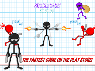 Download Mod Gun Fu: Stickman 2 Apk