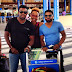 Actors,Kunle and Gabriel Afolayan isolated in Seychelles over Ebola