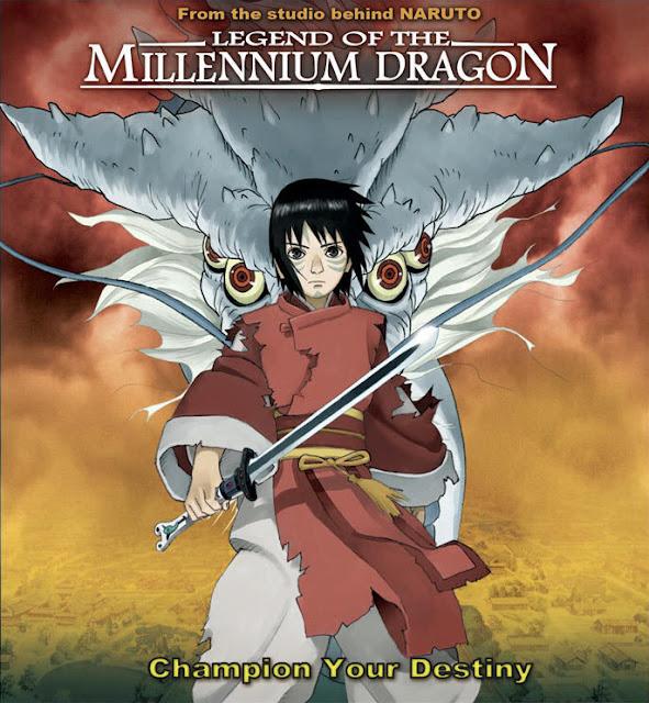 Legend of the Millennium Dragon 2011 - เจ้าหนูพลังเทพมังกร