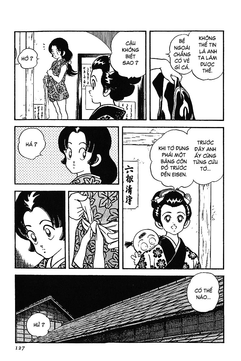 Nijiiro Togarashi - Ớt Bảy Màu chap 6 - Trang 15