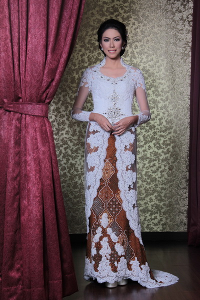 Recently, this traditional dress has become recognized internationally ...