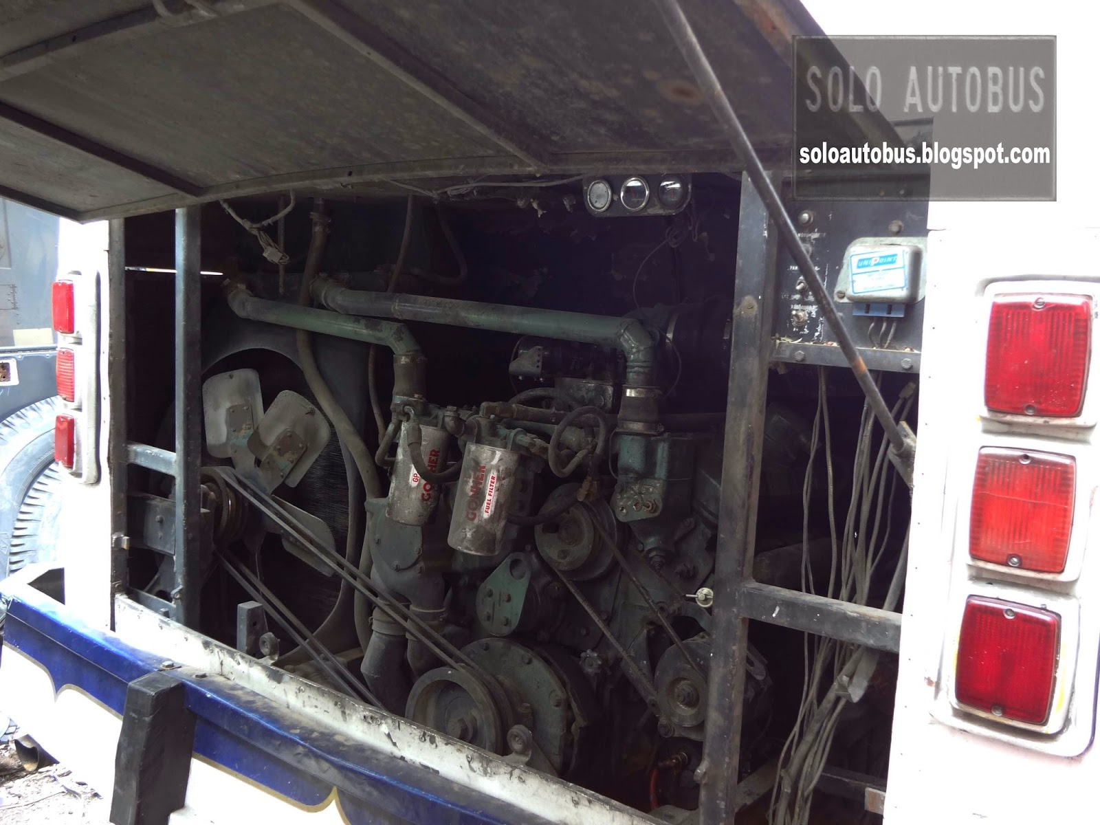 Soloautobus masa somex s 502 502 motoring