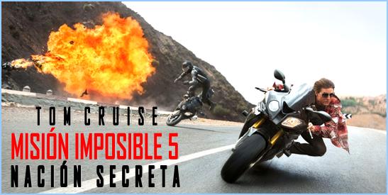 Misión Imposible 5: Nación Secreta