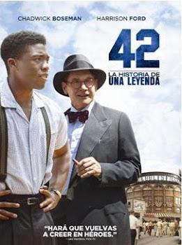 Ver Película 42: La Historia De Una Leyenda Online Gratis (2013