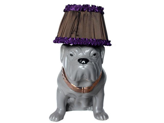 Bulldog lampe Abigail Ahern