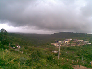 Aesa prevê chuvas para o Cariri e Curimataú nesta terça (26)