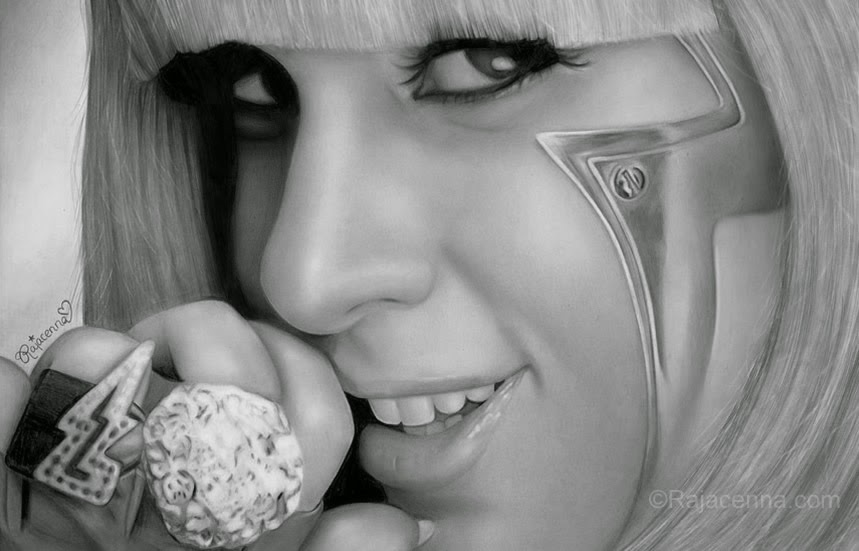 15-Lady-Gaga-Rajacenna-Photo-Realistic-drawings-from-a-novice-Artist-www-designstack-co