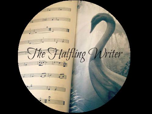 The Halfling Writer