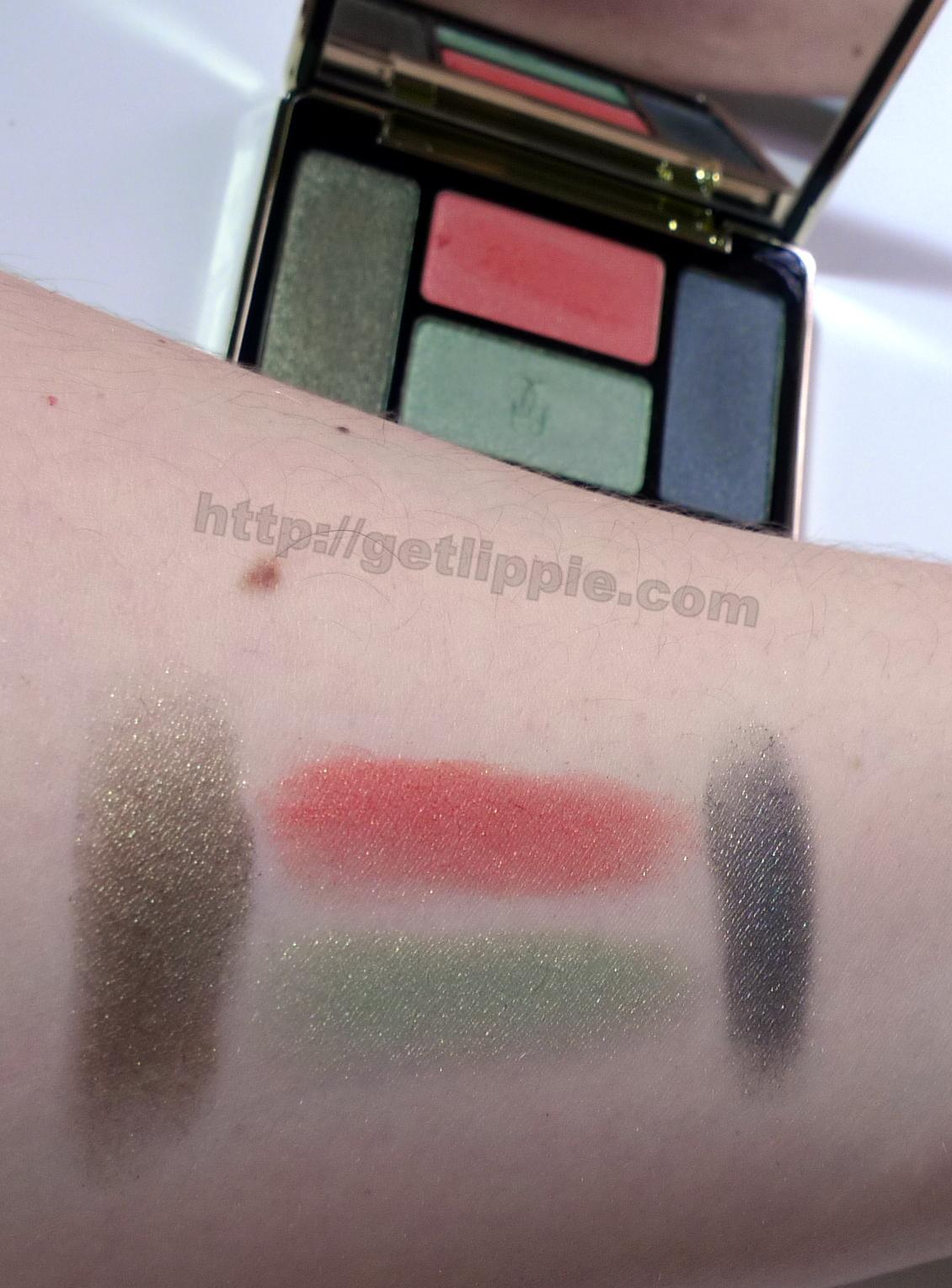 Guerlain ss13 ecrin 4 couleurs 501 attrape coeur 502 coup de foudre get lippie - Coup de foudre definition ...