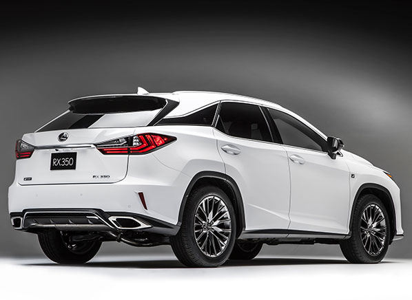 The Latest Review of 2016 Lexus RX
