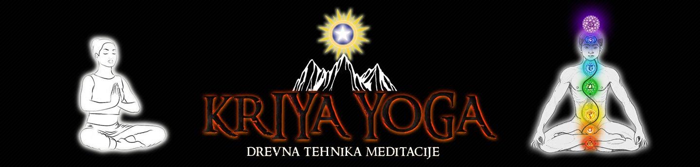 Kriya Yoga | Krija Joga Meditacija Beograd, Srbija