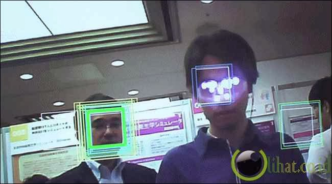 Anti Facial Recognition Visor