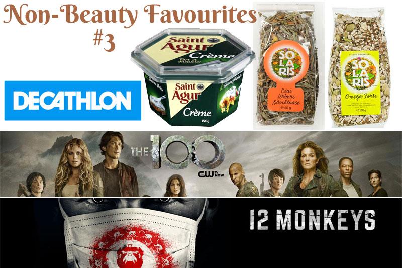 non-beauty favourites