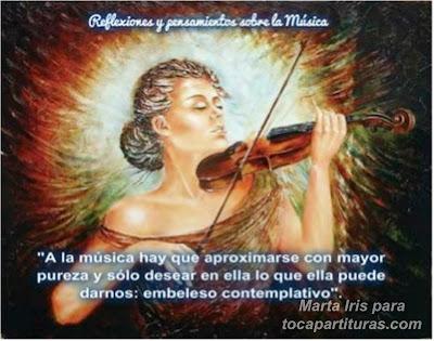 19. Embelezo 10 Reflexiones, frases y pensamientos musicales por la Profesora Marta Iris Rodríguez Números 11-20