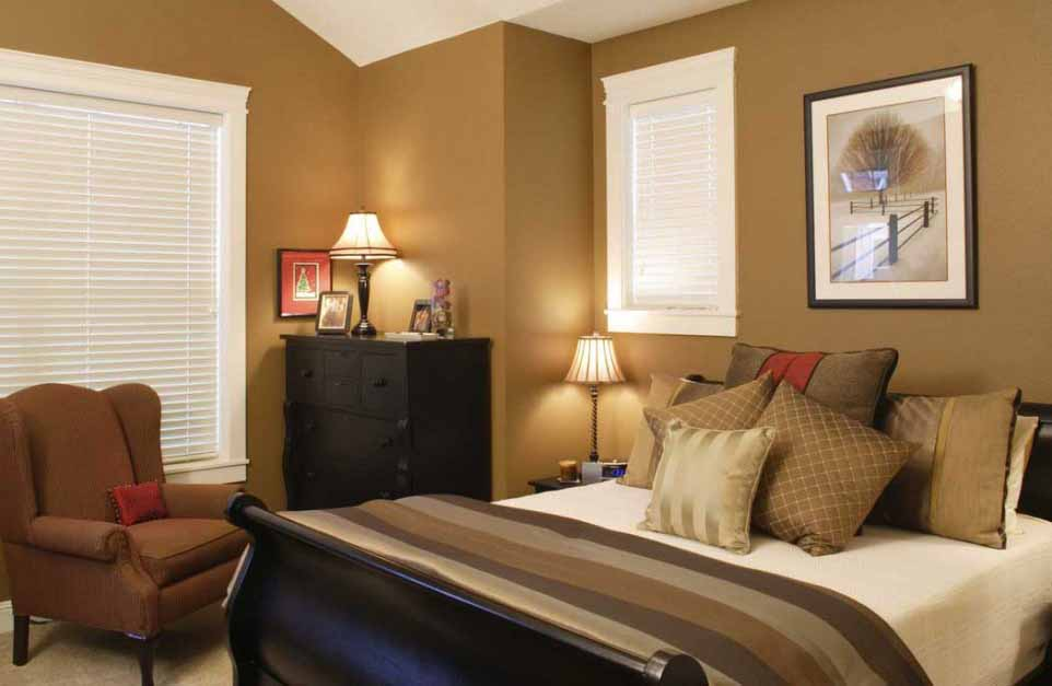 Warm Brown Painting Ideas