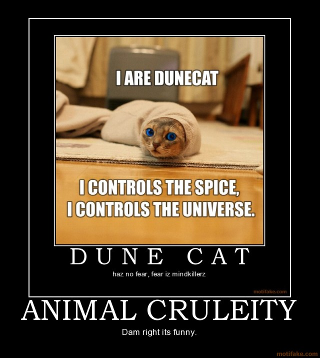 Funny Image Clip Very Animal Demotivational Posters