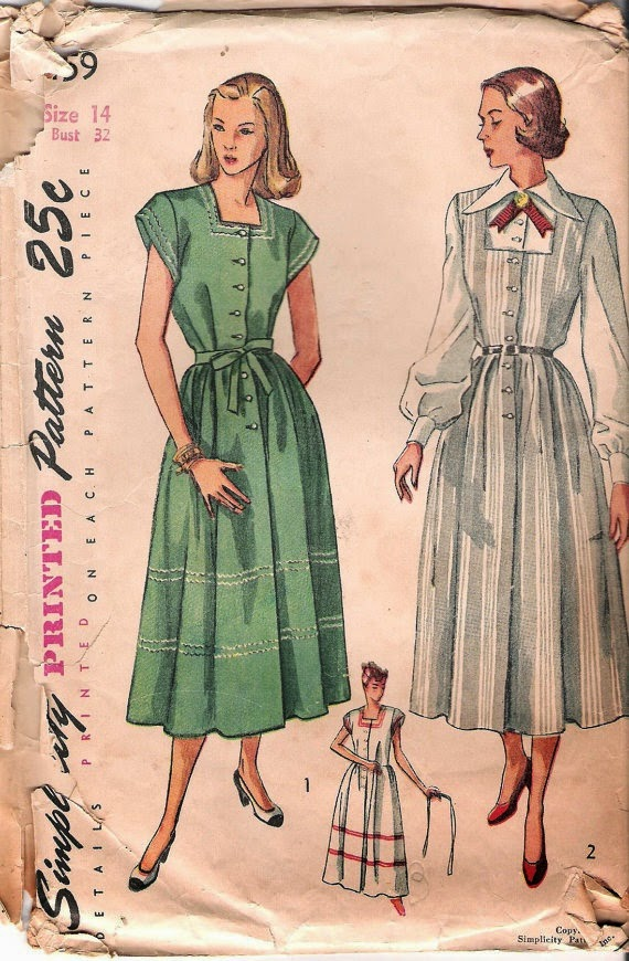 Vintage Maternity Dresses