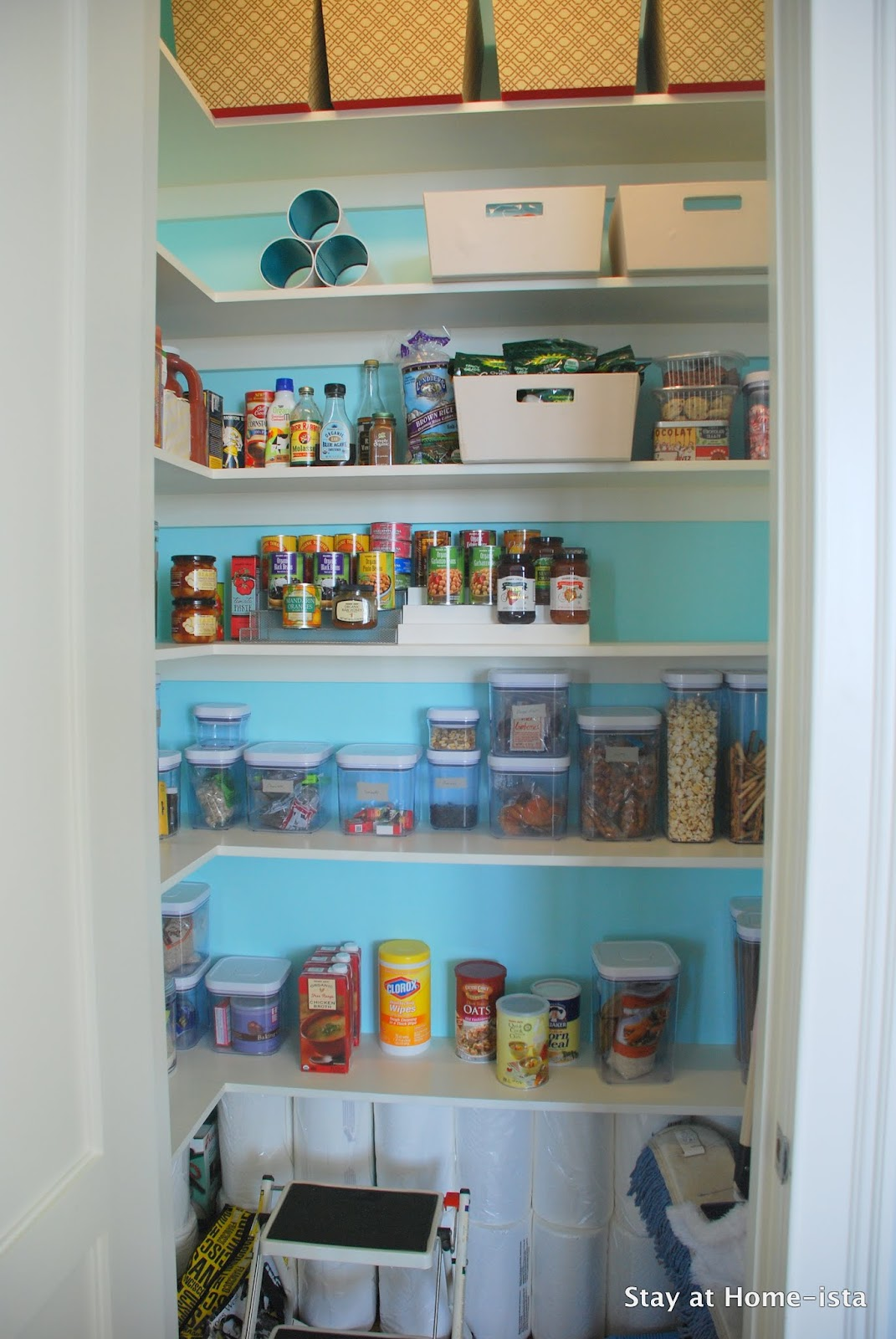 Stay at Home-ista: The Pantry