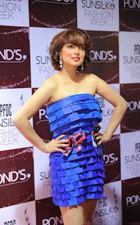 Aamina Haq 2 PFDC Sunsilk Fashion Week 2011   Red Carpet DAY 1 & 2