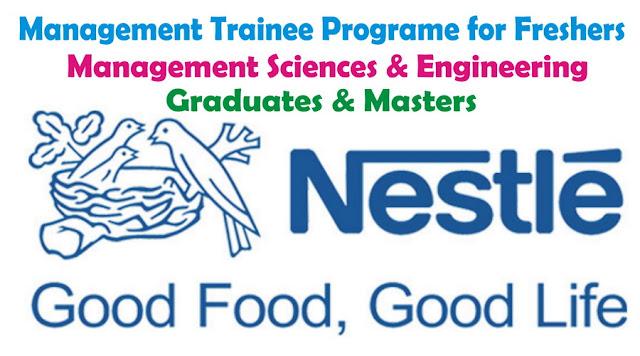 Management Trainees Jobs Nestle Pakistan 2016 Online Apply