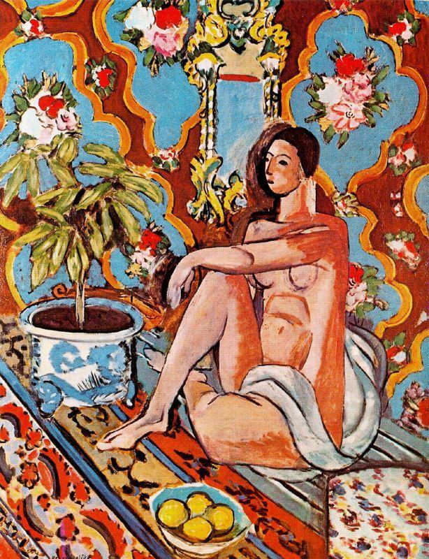 pintores fauvistas