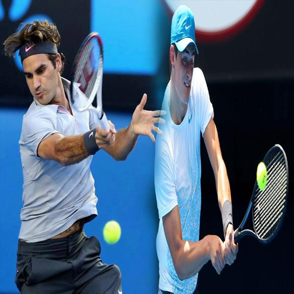 Topspin Free Live Streaming Link Federer Vs Tomic Australian