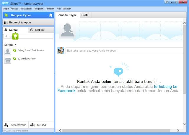 Free Download Skype 6.1.0.129 Terbaru 2013