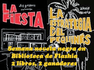 Sorteo en La biblioteca de Flashia