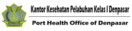 Kantor Kesehatan Pelabuhan Kelas I Denpasar