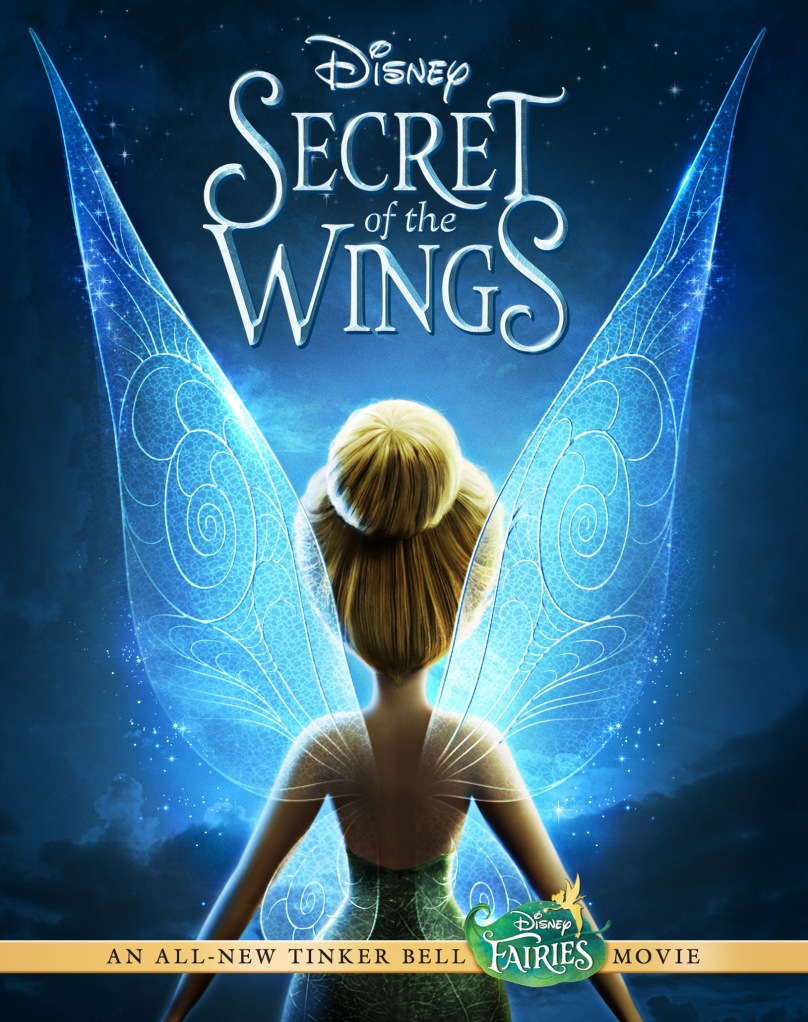 Tinker Bell Secret of the Wings (2012) - Poster