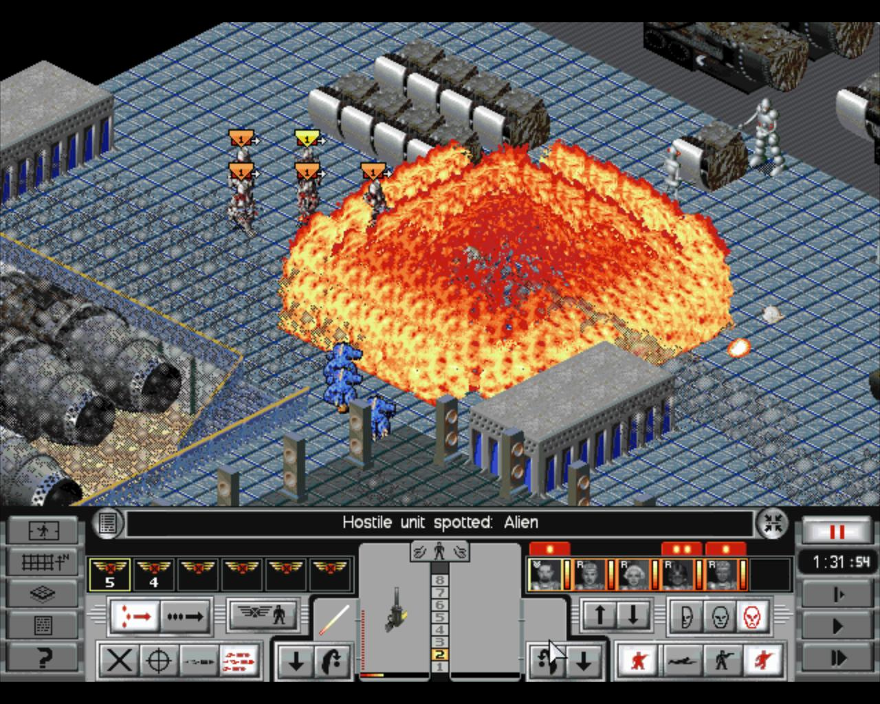 Review: X-Com Apocalypse (1997, PC) | The Gamers Dungeon
