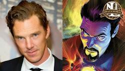 Benedict Cumberbatch será Doutor Estranho nos cinemas