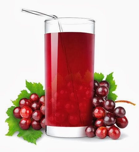 اكتشف سر العلاقة بين عصير العنب الاحمر وصحة القلب !!!