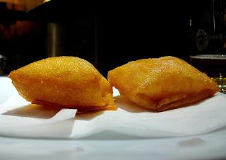 Sagartoki, huevos fritos con patatas