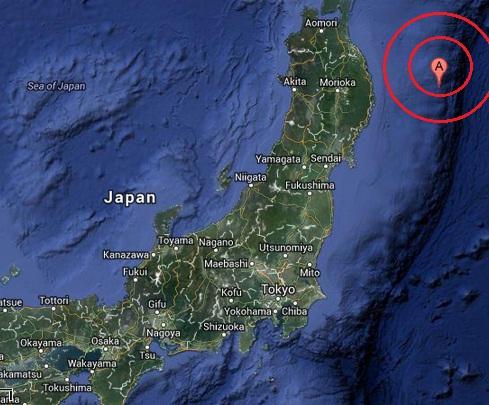 miyako, japan earthquake 2013 may 31