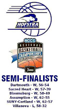 2010 Boston University NCCS Regional Basketball Semi-Finalists