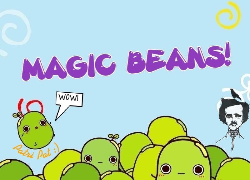 Literary Magic Beans