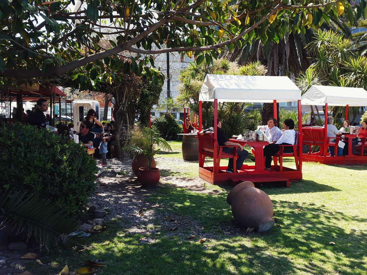 Dicas onde comer em Montevidéu